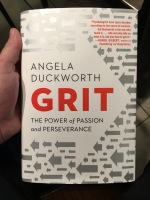 """Review of """"Grit, The power of passion and perseverance"""""""